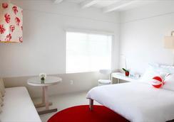 Townhouse Hotel Miami Beach - Miami Beach - Kamar Tidur