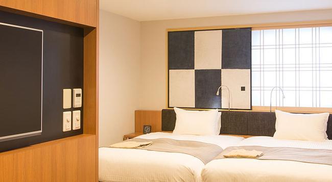 Hotel Hokke Club Asakusa - Tokyo - Bedroom