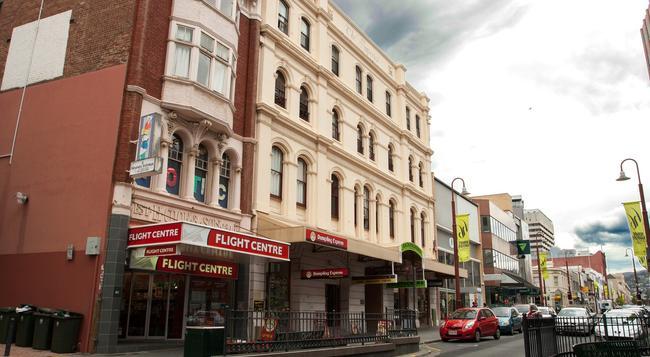 Backpackers Imperial Hotel - Hobart - Building