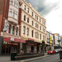 The Backpackers Imperial Hotel - Hostel Hotel Front