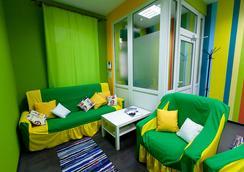 Hostel Teplo - St. Petersburg - Lounge