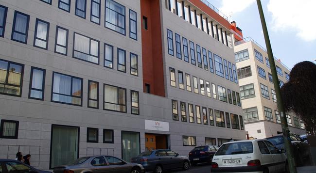 Eco Alcala Suites - Madrid - Building