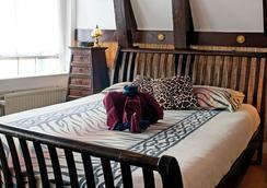 Bed & Breakfast Barangay - Amsterdam - Kamar Tidur