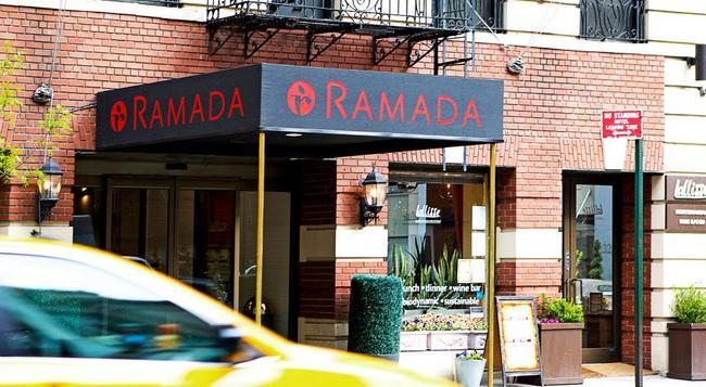 Ramada New York/Eastside - New York - Building