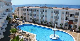 Apartamentos Tropical Garden - Ibiza - Bangunan