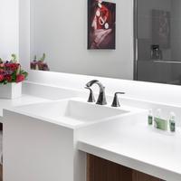 The D Las Vegas Bathroom Sink