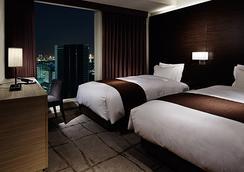 Mitsui Garden Hotel Ginza Premier - Tokyo - Kamar Tidur