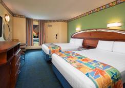 Disney's All-Star Movies Resort - Lake Buena Vista - Kamar Tidur