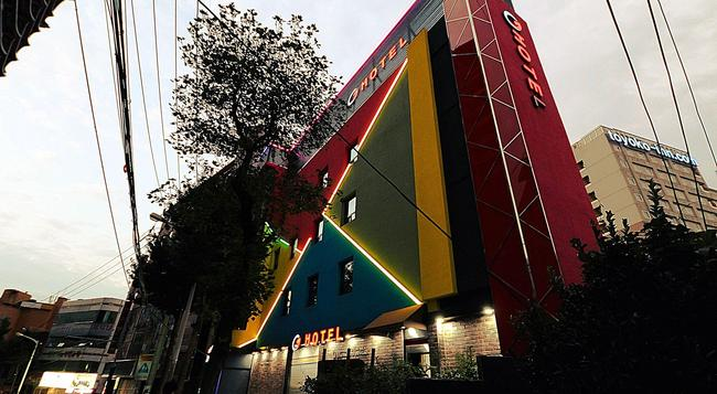 G Hotel - Busan - Building