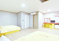 G Hotel - Busan - Kamar Tidur