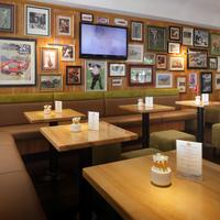 Courtyard by Marriott Hannover Maschsee Bar/Lounge