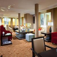 Leipzig Marriott Hotel Bar/Lounge