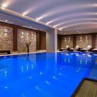 Berlin Marriott Hotel Health club