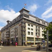 Leipzig Marriott Hotel Exterior