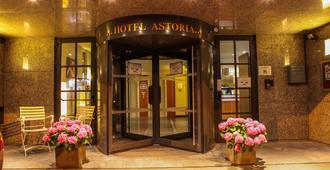 Astoria Hotel - Antwerp - Pemandangan luar