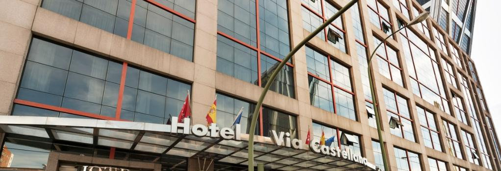 Hotel Via Castellana - Madrid - Building