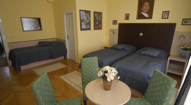 The Movie Hotel - Zagreb - Bedroom