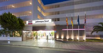 Aparthotel Playasol Jabeque Soul - Ibiza - Bangunan