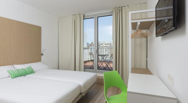 Smartroom Barcelona - Barcelona - Bedroom
