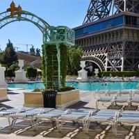 Paris Las Vegas Outdoor Pool