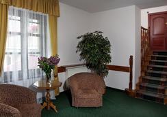 Hotel Fortuna Bis - Krakow - Lobi