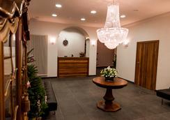 Excelsior Boutique Hotel - Krakow - Lobi