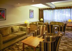 Quality Hotel Hampstead - London - Lobi