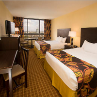 Ramada Plaza Resort and Suites Orlando Internation Standard 2 Queen Bed Room