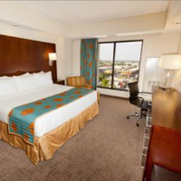 Ramada Plaza Resort and Suites Orlando Internation King Suite