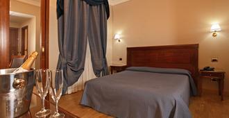 Hotel Montecarlo - Roma - Kamar Tidur