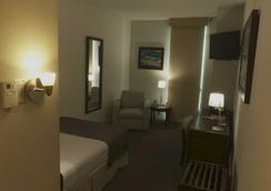 Hotel Continental - Guayaquil - Kamar Tidur