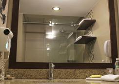 Hotel Continental - Guayaquil - Kamar Mandi