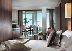 Waldorf Suite Hotel - Rimini - Kamar Tidur