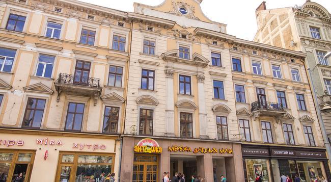 Guest House Adam Mickiewicz - Lviv - Building