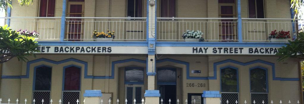 Hay Street Traveller's Inn - Perth - Building