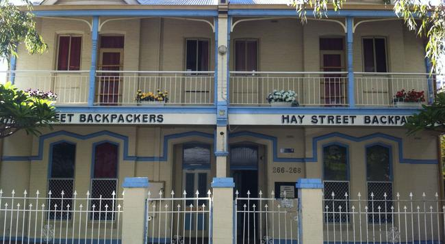 Hay Street Traveller's Inn - Perth - Building