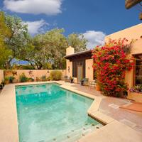 Adobe Rose Inn In the summertime, our guests enjoy a refreshing swim in our pool