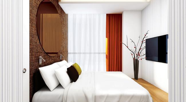 Ovolo Noho - Hong Kong - Bedroom