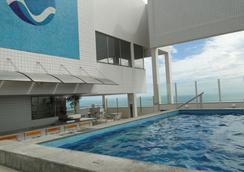 Costa do Mar Hotel - Fortaleza (Ceará) - Kolam