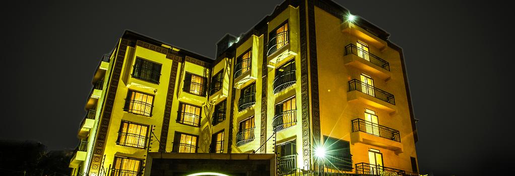 The Monarch Hotel - Nairobi - Building