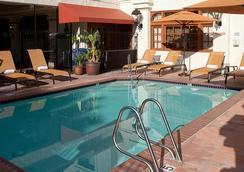 Courtyard by Marriott San Diego Old Town - San Diego - Kolam