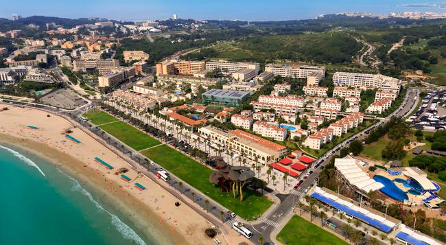 Estival Park Hotel - La Pineda - Building