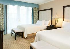Beverly Hills Plaza Hotel & Spa - Los Angeles - Kamar Tidur