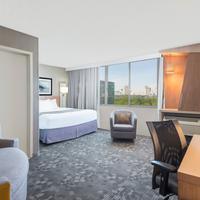 Days Inn Niagara at the Falls 1 Guest Bed Room