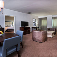 Wyndham San Antonio Riverwalk Guest Room