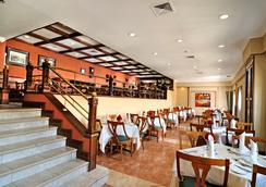 Hotel Gran Palace - Santiago - Restoran