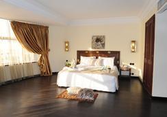 Le Zenith Hotel & Spa - Casablanca - Kamar Tidur