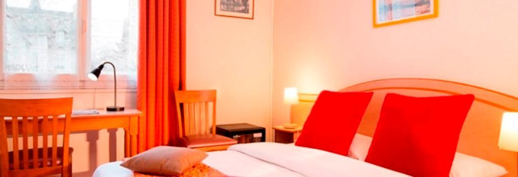 Hôtel Marie-Anne - Deauville - Bedroom