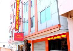 Hotel Pearl Inn - Mysore - Pemandangan luar