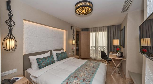 Aybar Hotel - Istanbul - Bedroom